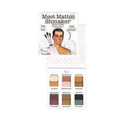 THE BALM Палетка теней Meet Matt(e) Shmaker 9,6 г the balm палетка теней meet matt e nude 25 5 г