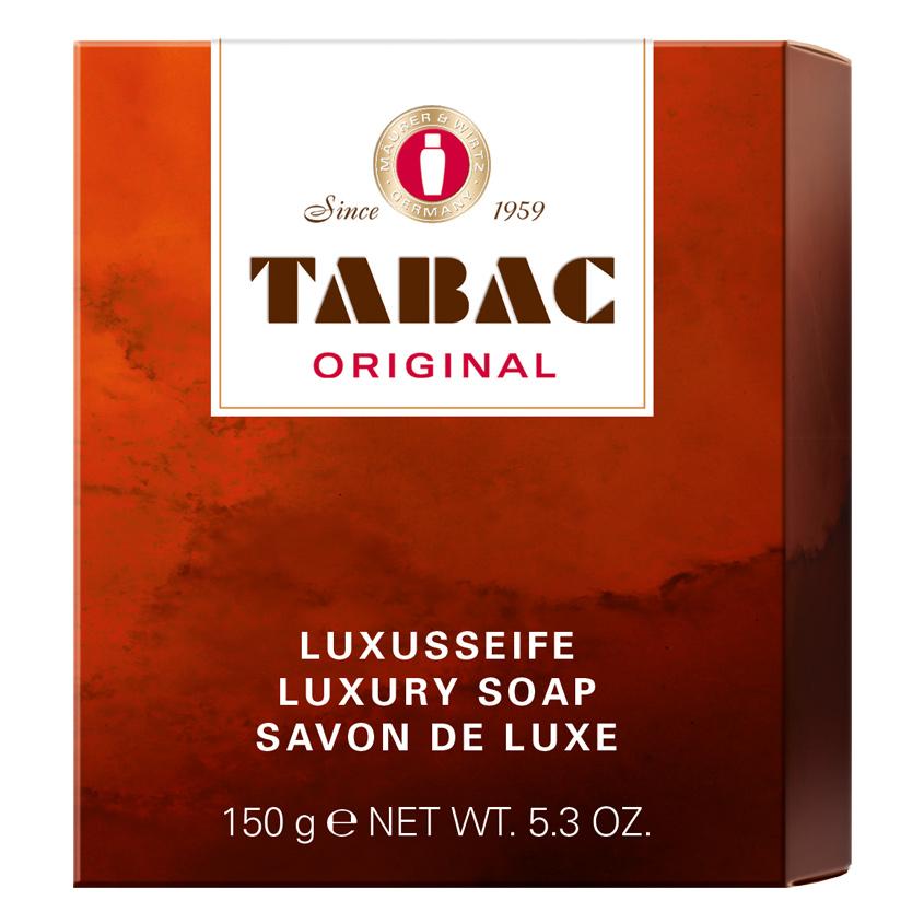 TABAC ORIGINAL Премиум мыло для тела
