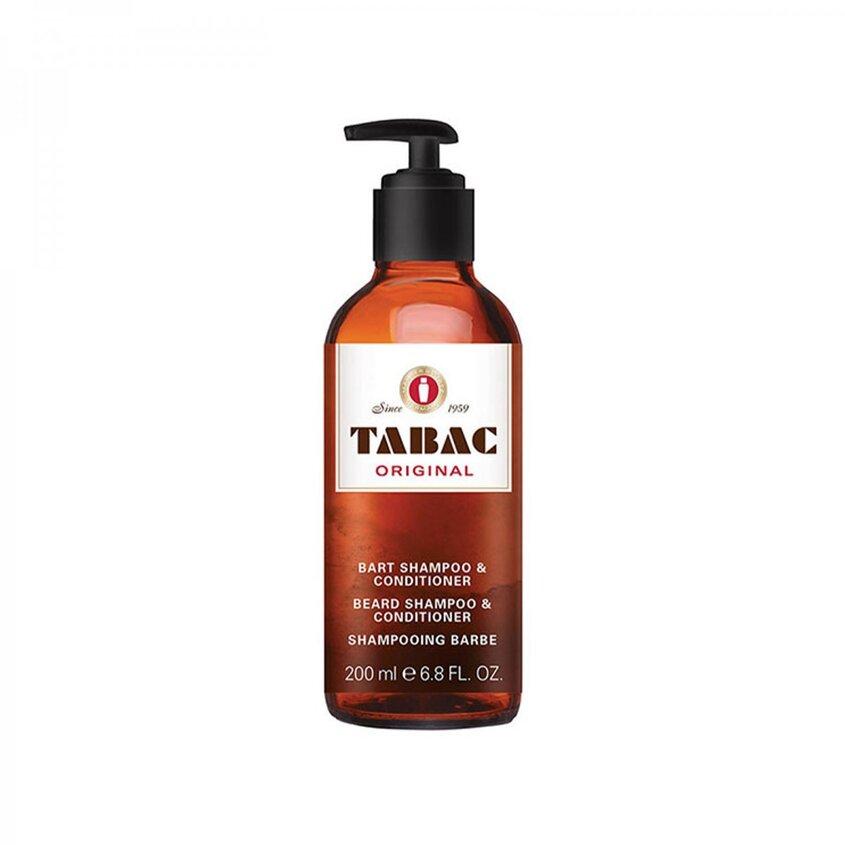 TABAC Шампунь и кондиционер для бороды Tabac Original