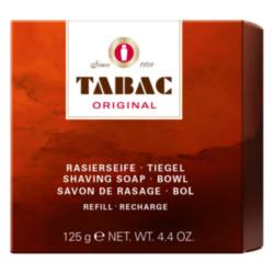 TABAC ORIGINAL Мыло для бритья 125 г (сменный блок) tabac tabac original мыло для бритья 125 г