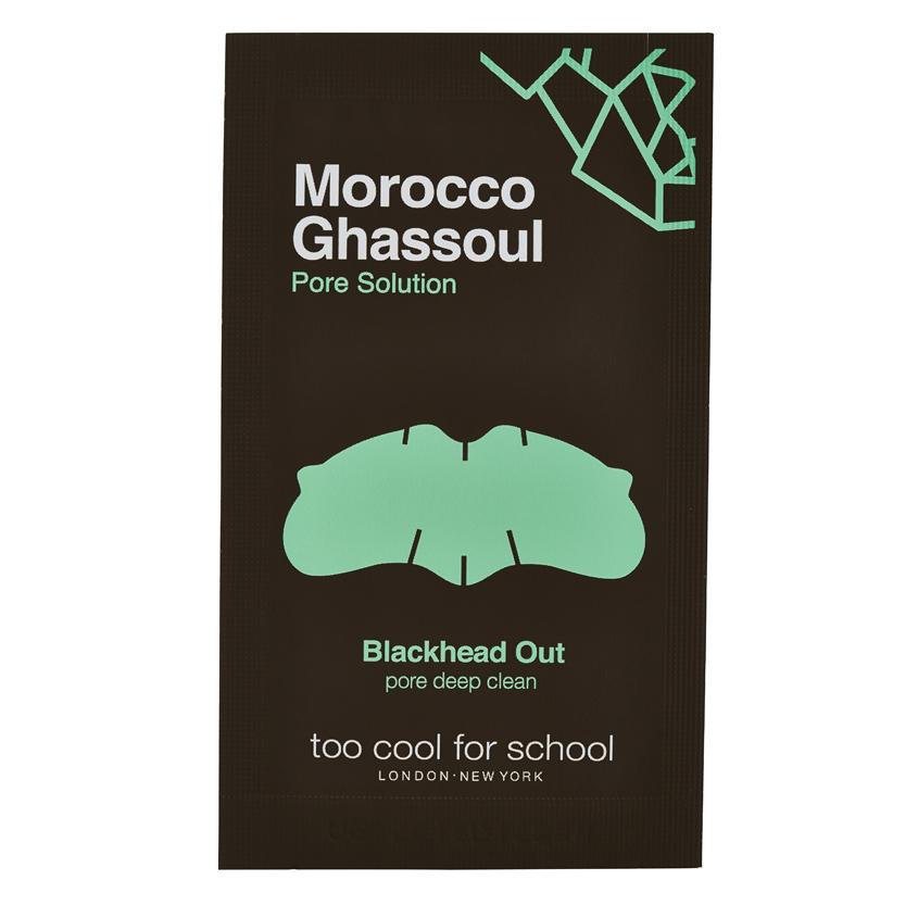 TOO COOL FOR SCHOOL Очищающие полоски для носа против черных точек