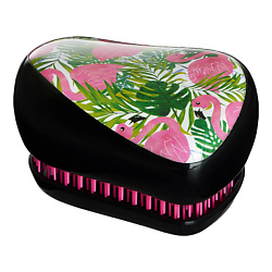 TANGLE TEEZER расческа Compact Styler Skinny Dip Green 1 шт. тушь для ресниц victoria shu the best one extreme volume