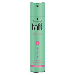 TAFT Лак для волос Сила объема для тонких волос сверхсильной фиксации 225 мл