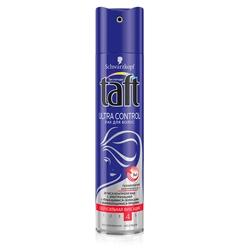 TAFT Лак для волос Ultra Control сверхсильная фиксация 225 мл