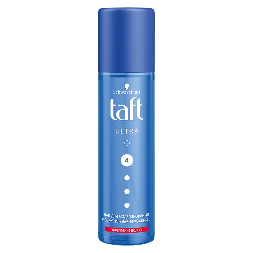 """TAFT Лак для волос """"Ультра"""" для моделирования сверхсильной фиксации"""