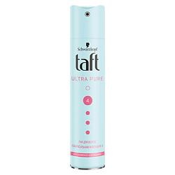 TAFT Лак для волос Ультра сверхсильной фиксации без запаха 225 мл