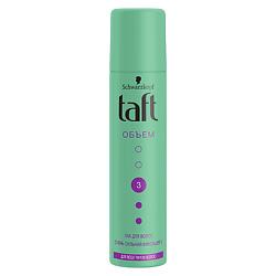 TAFT Лак для волос Сила объема очень сильной фиксации 225 мл