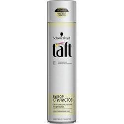 TAFT Лак для волос Выбор Стилистов очень сильная фиксация 300 мл