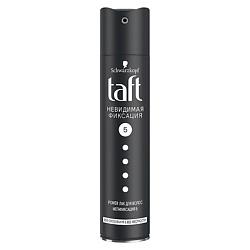 TAFT Лак для волос Три погоды Невидимая Фиксация 225 мл