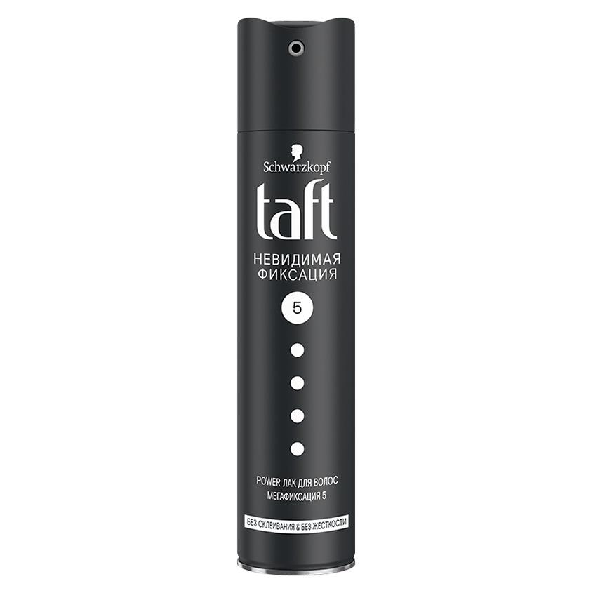 TAFT Лак для волос Три погоды Невидимая Фиксация