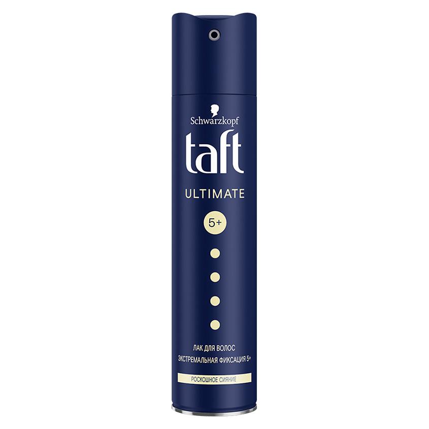 TAFT Лак для волос Три погоды Ultimate гиперфиксация