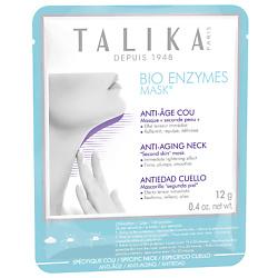 TALIKA Маска для области шеи антивозрастная 12 г talika talika cредство для снятия макияжа с век и ресниц с протеинами 120 мл