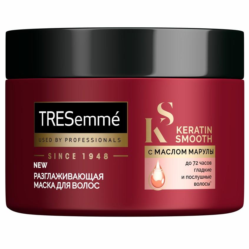 TRESEMME Маска для волос разглаживающая KERATIN SMOOTH.
