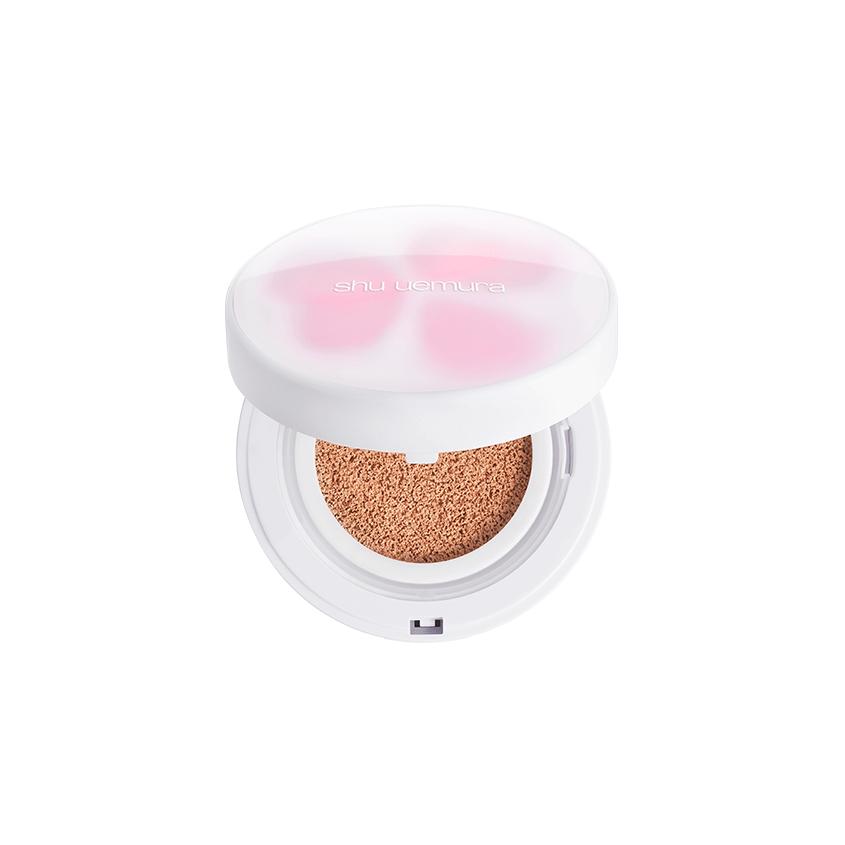 SHU UEMURA Тональное средство-кушон Petal Skin Cushion