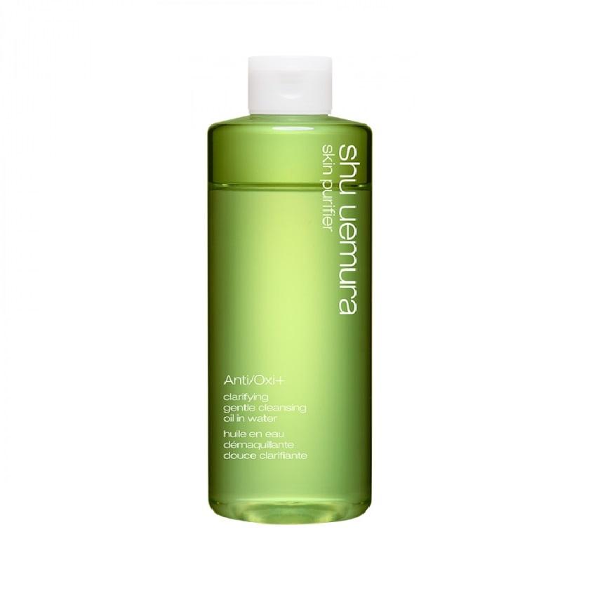Купить SHU UEMURA Двухфазная очищающая мицеллярная вода для лица Anti/Oxi+