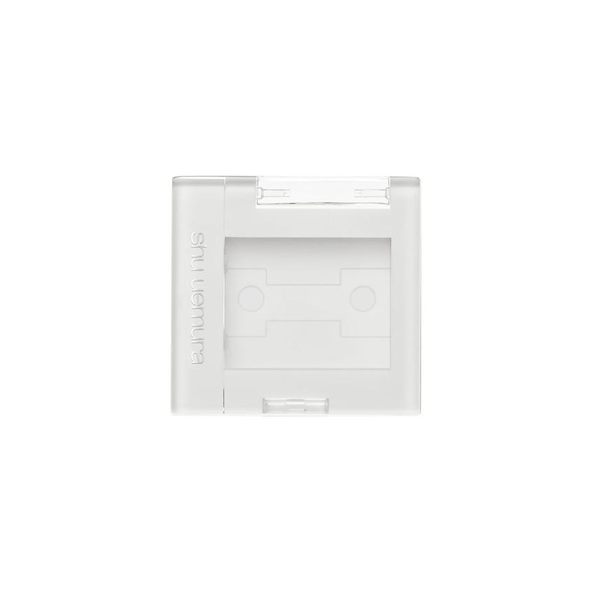 SHU UEMURA Кейс белый для палетки теней (моно)