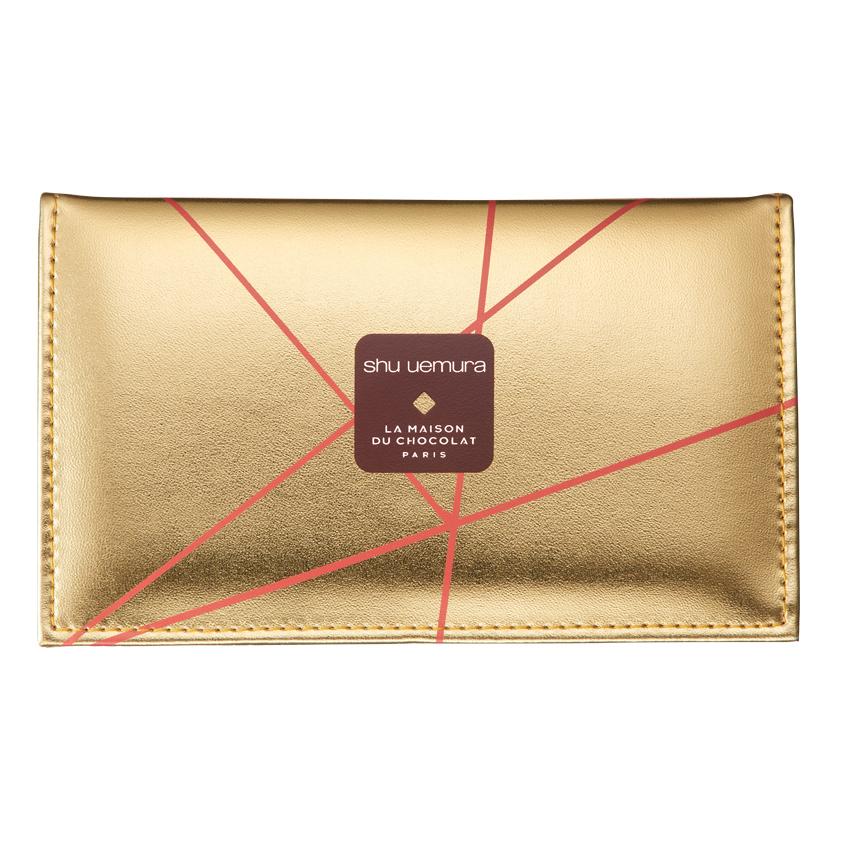 Купить SHU UEMURA Набор макияжных кистей Ganache & Praline Premium Brush Coffret