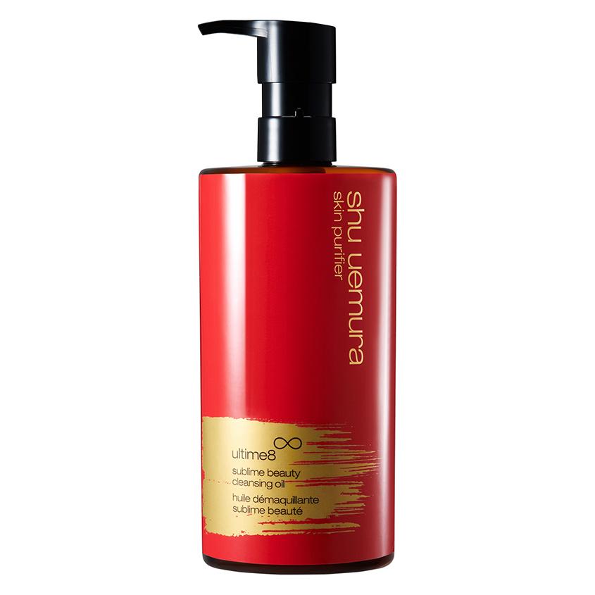 Купить SHU UEMURA Очищающее гидрофильное масло Ultime8 Коллекция Flaming Reds