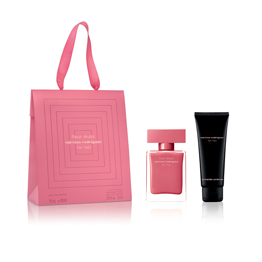 NARCISO RODRIGUEZ Набор For Her Fleur Musc