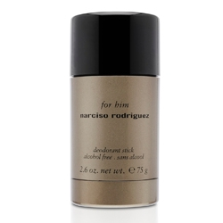 NARCISO RODRIGUEZ NARCISO RODRIGUEZ Дезодорант-стик For Him 75 г clinique happy for men дезодорант стик happy for men дезодорант стик