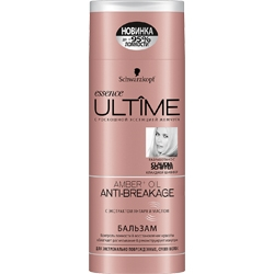 ULTIME Бальзам essence ULTIME Amber + Oil Anti-Breakage