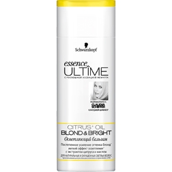 ULTIME ������� ��� ����������� � ���������� ������� ����� Essence Ultime BLOND & BRIGHT 250 ��