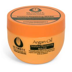 ULTIMATE MOROCCAN ARGAN OIL Маска восстанавливающая интенсивная для волос 250 мл масло kativa morocco argan oil nuspa масло