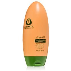 ULTIMATE MOROCCAN ARGAN OIL Освежающий увлажняющий крем для волос 200 мл масло kativa morocco argan oil nuspa масло
