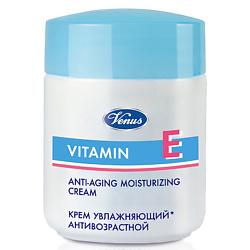 VENUS Крем увлажняющий антивозрастной с витамином Е 50 мл