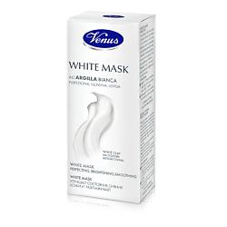 VENUS Маска для лица очищающая с белой глиной 40 мл