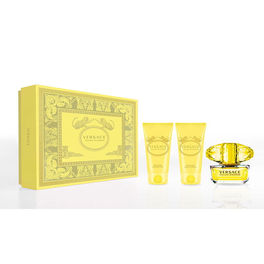 VERSACE Подарочный набор Yellow Diamond
