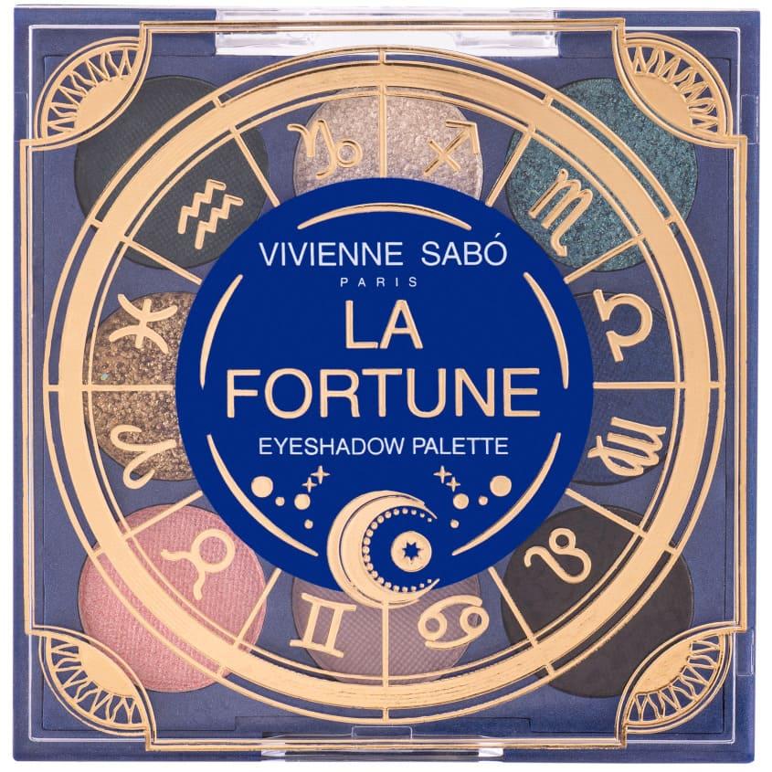 VIVIENNE SABO Палетка теней La fortune