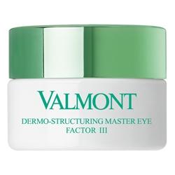 VALMONT Восстанавливающий крем для глаз от структурных морщин фактор ІІІ DERMO STRUCTURING MASTER EYE FACTOR III 15 мл