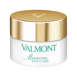 VALMONT Увлажняющий гель с витамином С для кожи вокруг глаз 15 мл declare восстанавливающий гель для кожи вокруг глаз с массажным эффектом perfect eye fluid 15 мл