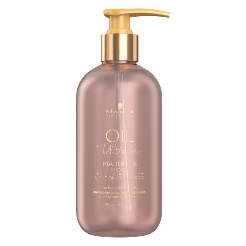SCHWARZKOPF PROFESSIONAL Шампунь для тонких и нормальных волос Oil Ultime