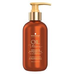 Купить SCHWARZKOPF PROFESSIONAL Кондиционер для жестких и средних волос Oil Ultime 200 мл