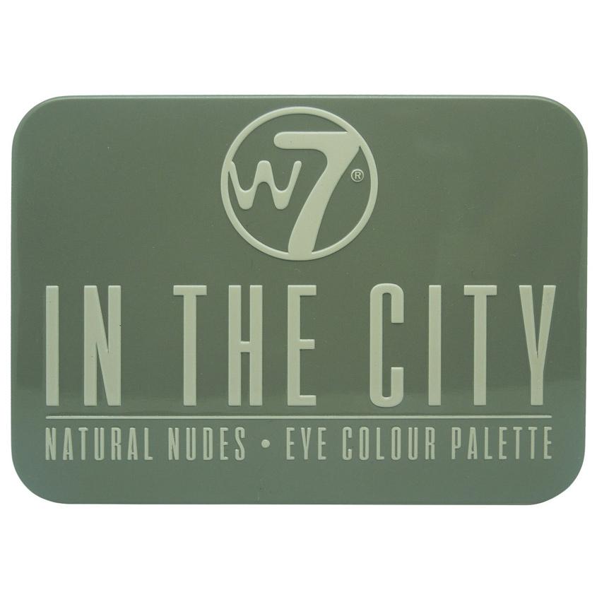 W7 Палетка теней для век In The City
