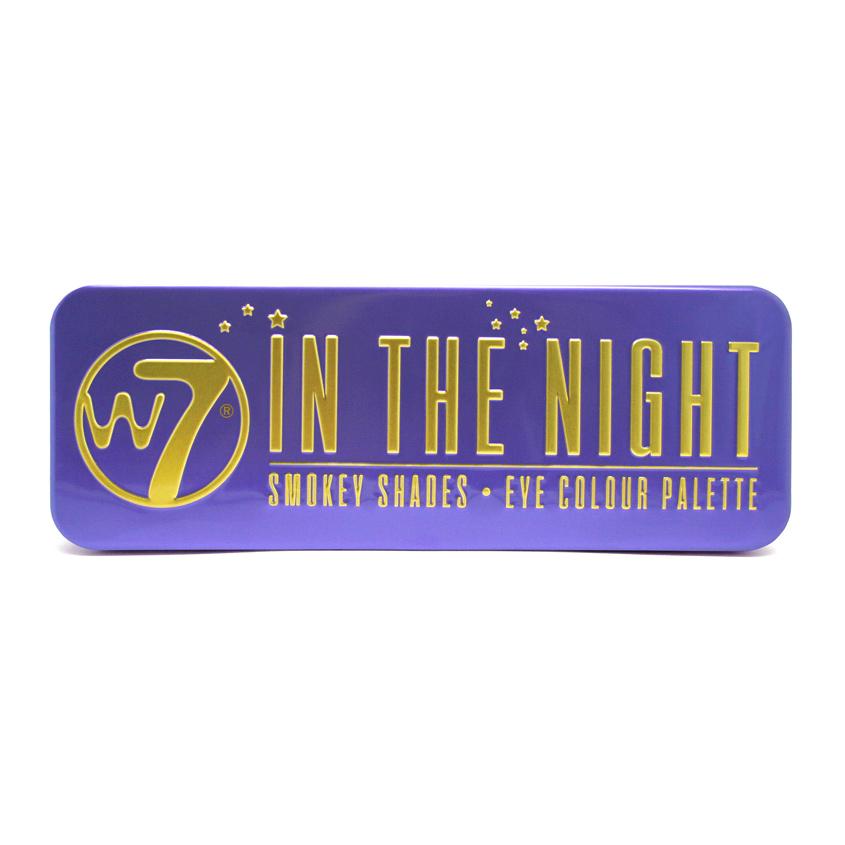 W7 Палетка теней для век In The Night