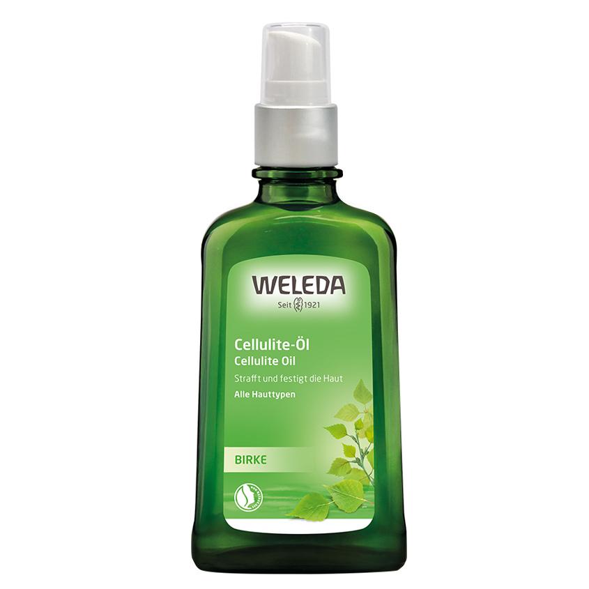 WELEDA Березовое антицеллюлитное масло