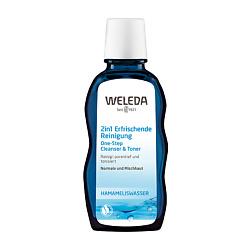 WELEDA Тонизирующее очищающее средство 2 в 1 100 мл