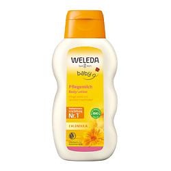 WELEDA Детское молочко для тела с календулой 200 мл