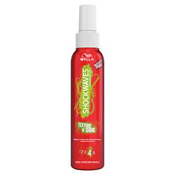 Купить WELLA Гель-спрей для укладки волос Texture N'Shine экстрасильной фиксации 150 мл