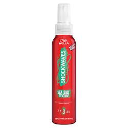 Купить WELLA Гель-спрей для укладки волос Sea Salt Texture сильной фиксации 150 мл