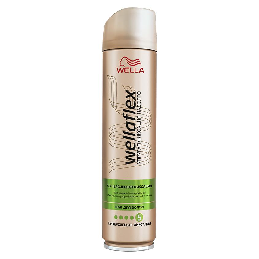 Купить WELLA Wellaflex Лак для укладки волос Суперсильная фиксация