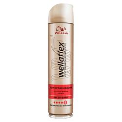 Купить WELLA Лак для волос для горячей укладки Wellaflex 250 мл