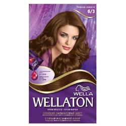 WELLA Крем-краска для волос Wellaton в наборе 8/1 Ракушка