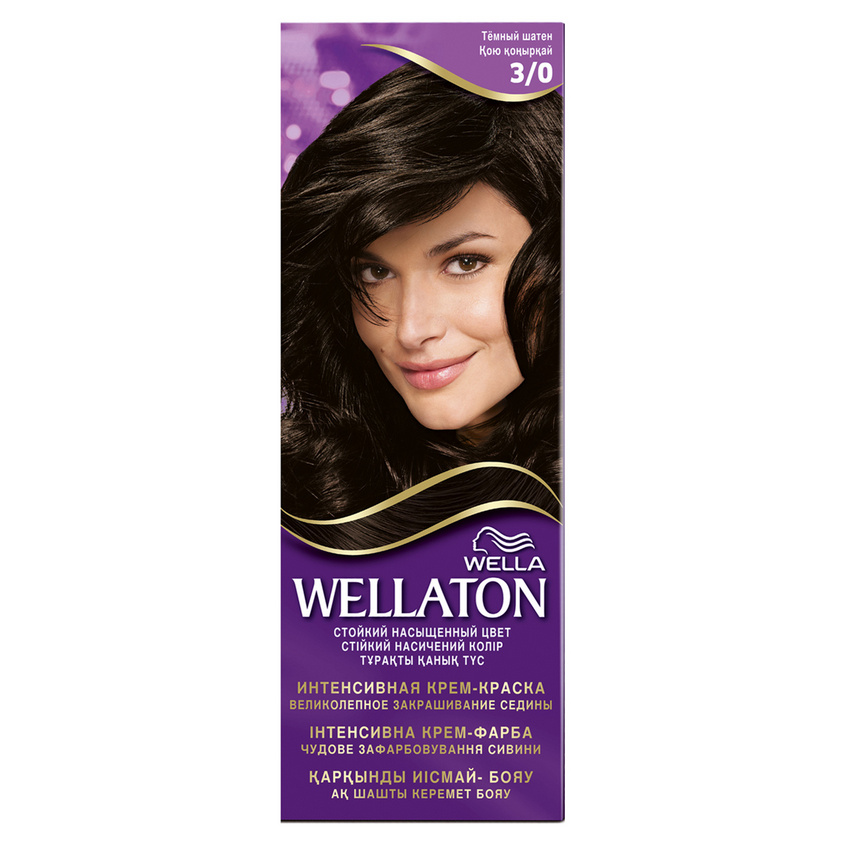 68472d2bb4c4 WELLA Крем-краска для волос стойкая Веллатон – купить в Москве по цене 0  рублей в интернет-магазине Л Этуаль с доставкой