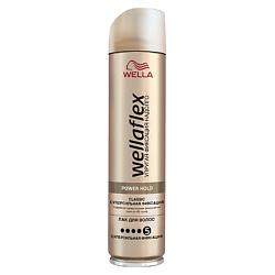 WELLA Лак для волос Wellaflex Classic суперсильной фиксации 250 мл лак