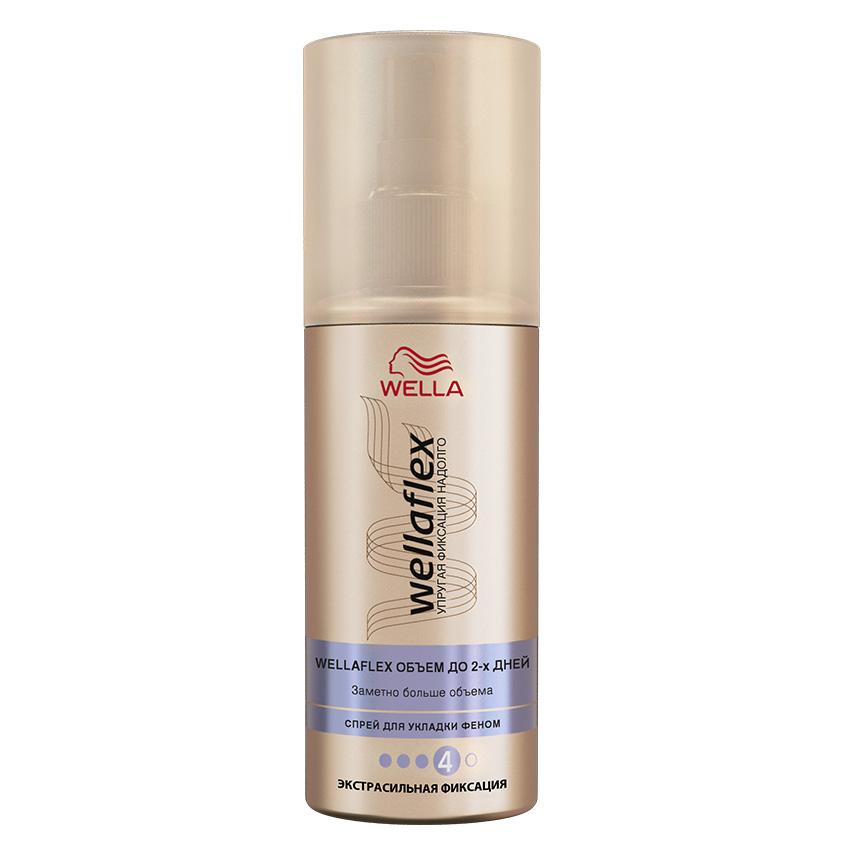 Купить WELLA Wellaflex Спрей для укладки волос Объем до 2-х дней экстрасильной фиксации