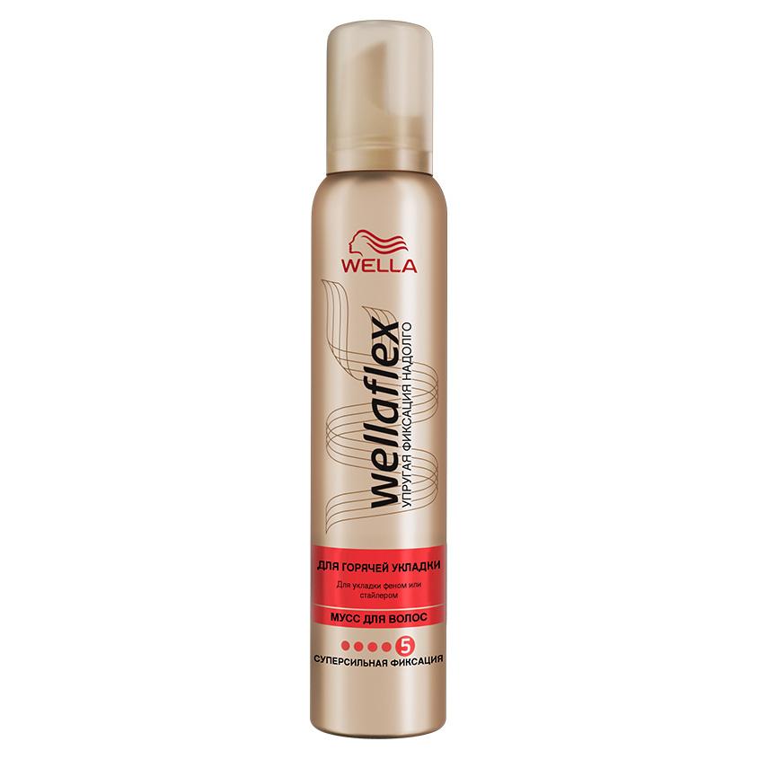 WELLA Wellaflex Мусс для волос
